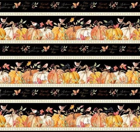 AUTUMN DAY - REPEATING STRIPE 1665-33863-982