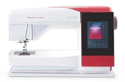 HUSQVARNA VIKING® BRILLIANCE™ 80 SEWING & EMBROIDERY MACHINE