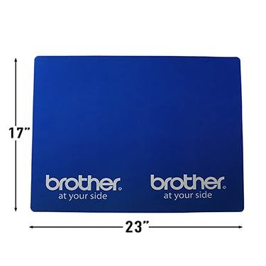 BROTHER MACHINE MAT 17 x 23 SMALL HADMATSML