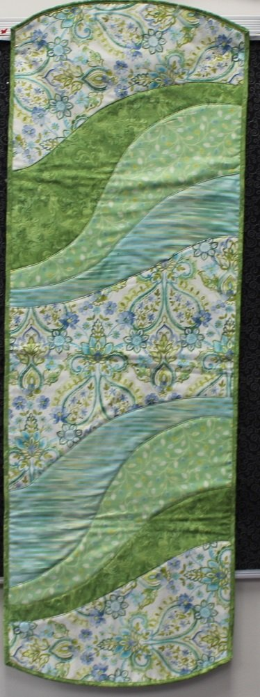 Ez Breezy Quilt As You Go Table Runner Or Place Mats Eden