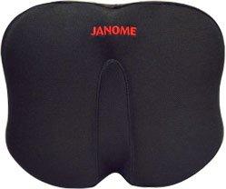 JANOME SEW COMFORTABLE MEMORY FOAM SEAT CUSHION JASEATCUSHION