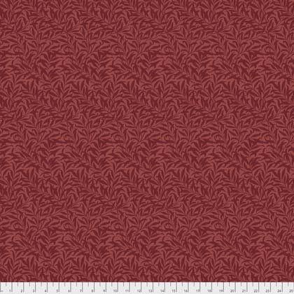 MERTON - WILLOW BOUGHS RED PWWM011-RED
