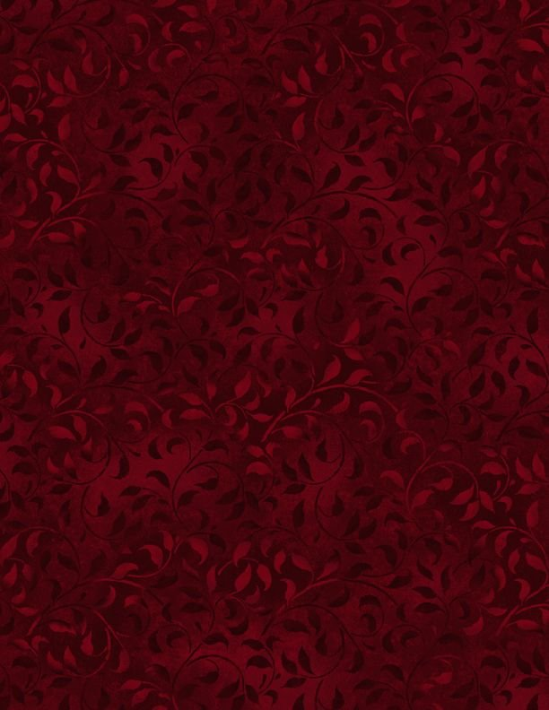 ESSENTIALS - CLIMBING VINE DK. RED 1887-38717-339