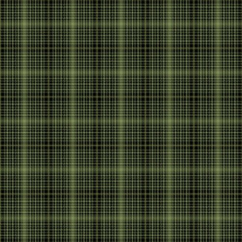 AUTUMN ELEGANCE - TONAL PLAID GREEN 01671-44