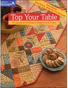 TOP YOUR TABLE - PATTERN BOOK