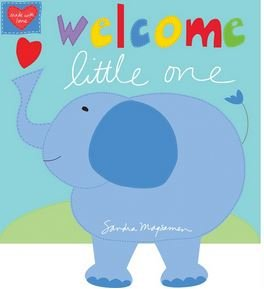 HUGGABLE  AND LOVEABLE  WELCOME BOOK