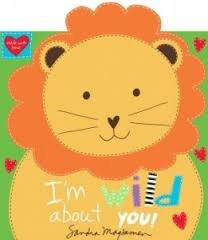 I'M WILD ABOUT YOU CLOTH BOOK