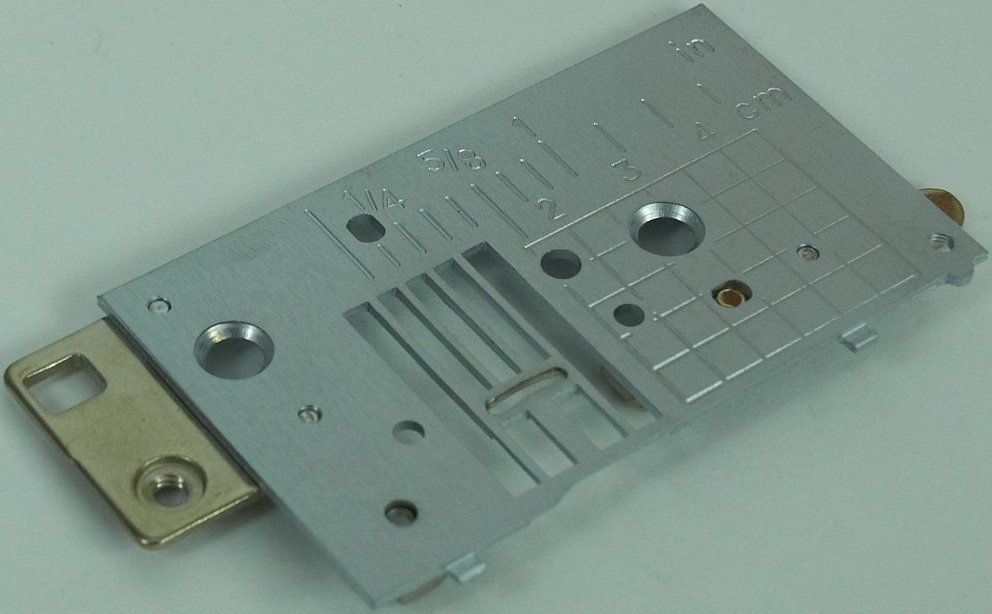 BROTHER NEEDLE PLATE A ASSY XF3043001
