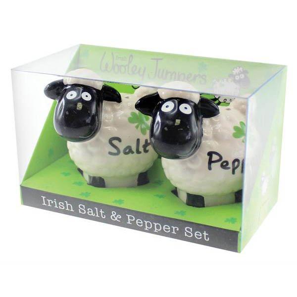 Wooley Jumper Salt & Pepper Set
