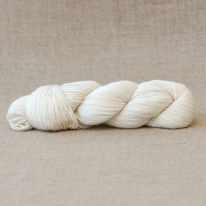 Delilah Undyed DK Yarn - 100% Baby Llama (de-haired)