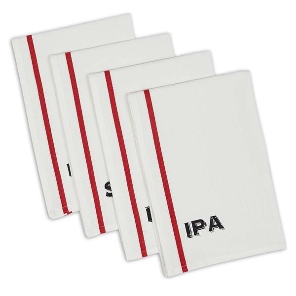 Beer Pub Printed Dishtowels 18 x 28 - 29582