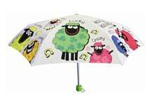 Dublin Gift Co Wacky Woolies Umbrella