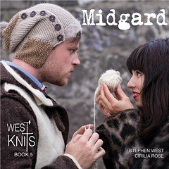 Westknits Book 5 Midgard by Stephen West & Cirilia Rose