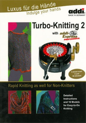 addi Express Turbo Knitting 2 Pattern Book