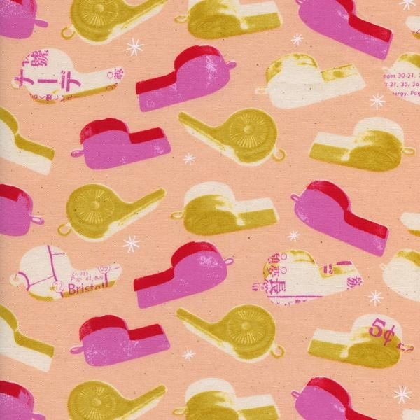 Trinket by Melody Miller - Whistles - Pink - 0034-3