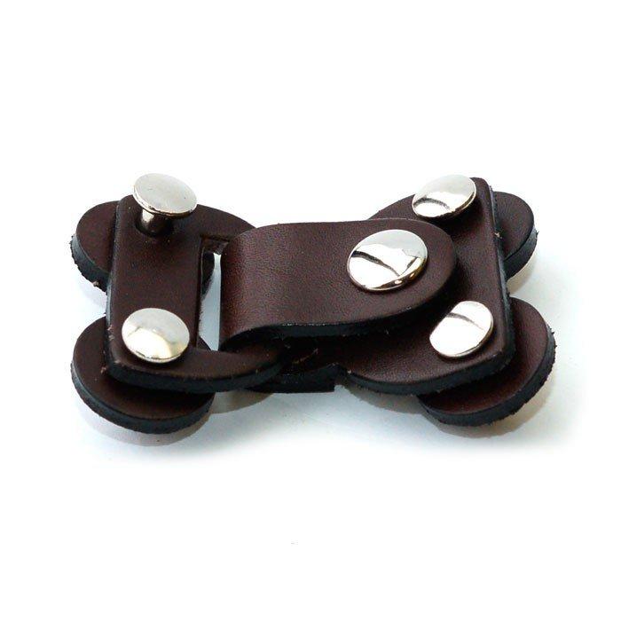 JUL Lock Toggle Closure - Chocolate