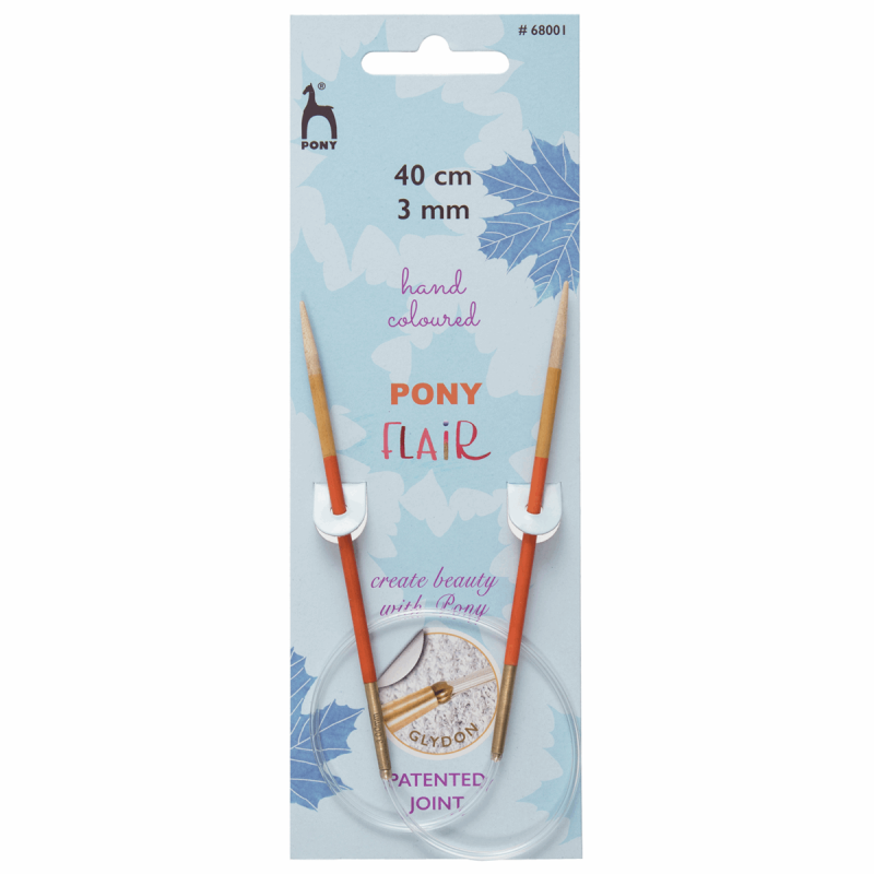 Pony Flair Circular Knitting Needles