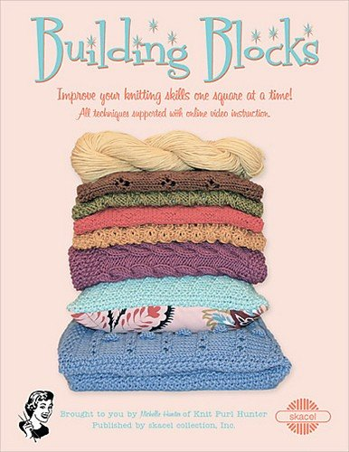 Building Blocks Book by Michelle Hunter