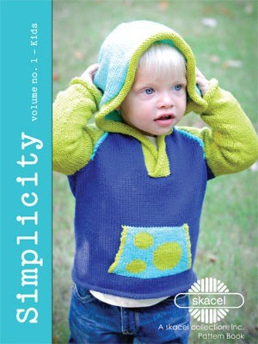 Skacel Pattern #21100385 Simplicity Volume 1 - Kids
