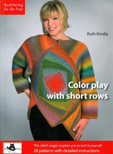 Schoppel Color Play with Short Rows Pattern Book