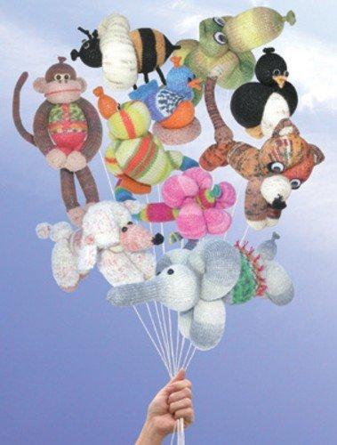 Skacel Pattern Balloon Tying Creations Pattern by CiD Hanscom