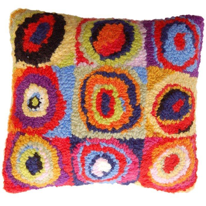 Fiberhooking Pattern - Nine Circles #44000108