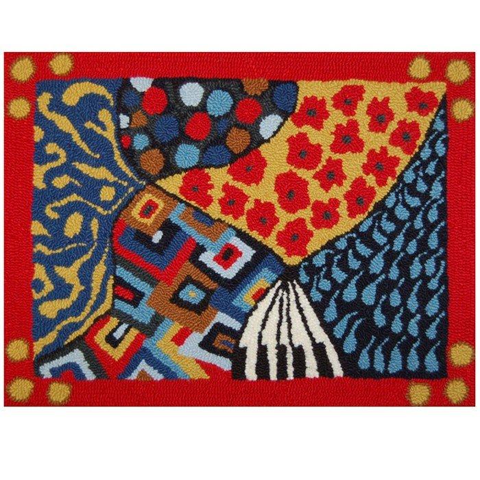 Fiberhooking Pattern - All that Jazz #44000116