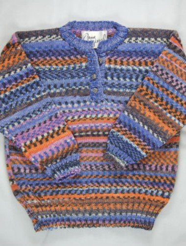 Skacel Pattern #21100293 Trekking XXL - Child's Henley