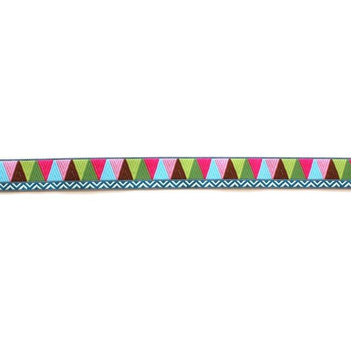 Brown/Pink Mosaic - Renaissance Ribbons