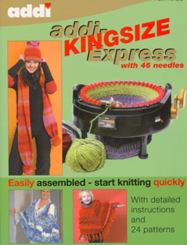 addi Express Book - addi Kingsize Express with 46 needles