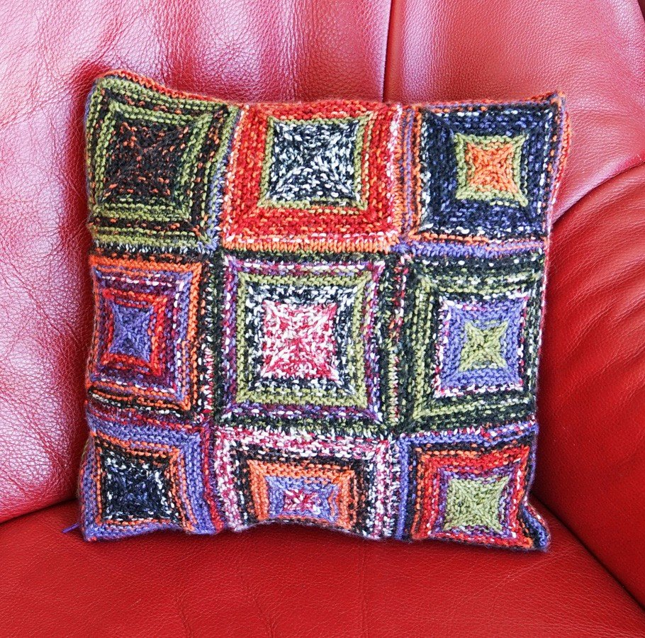 Modular Pillow Pattern - .pdf download