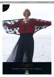 Finullgarn Pattern - Short Cardigan 1274