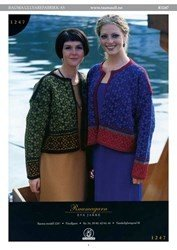 Finullgarn Pattern - Jacket 1247
