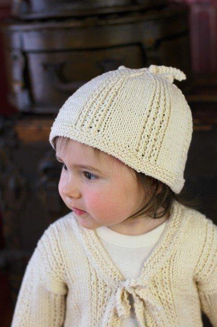 Appalachian Baby Organic Cotton - Hello Baby Hat Kit