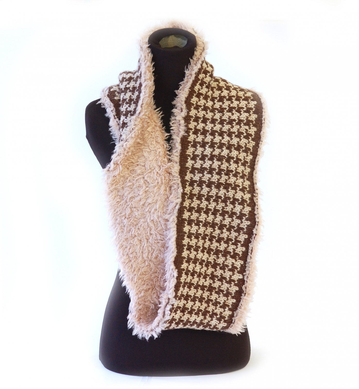 Kenzington & Caribou Chocolate Chip Cowl Kit