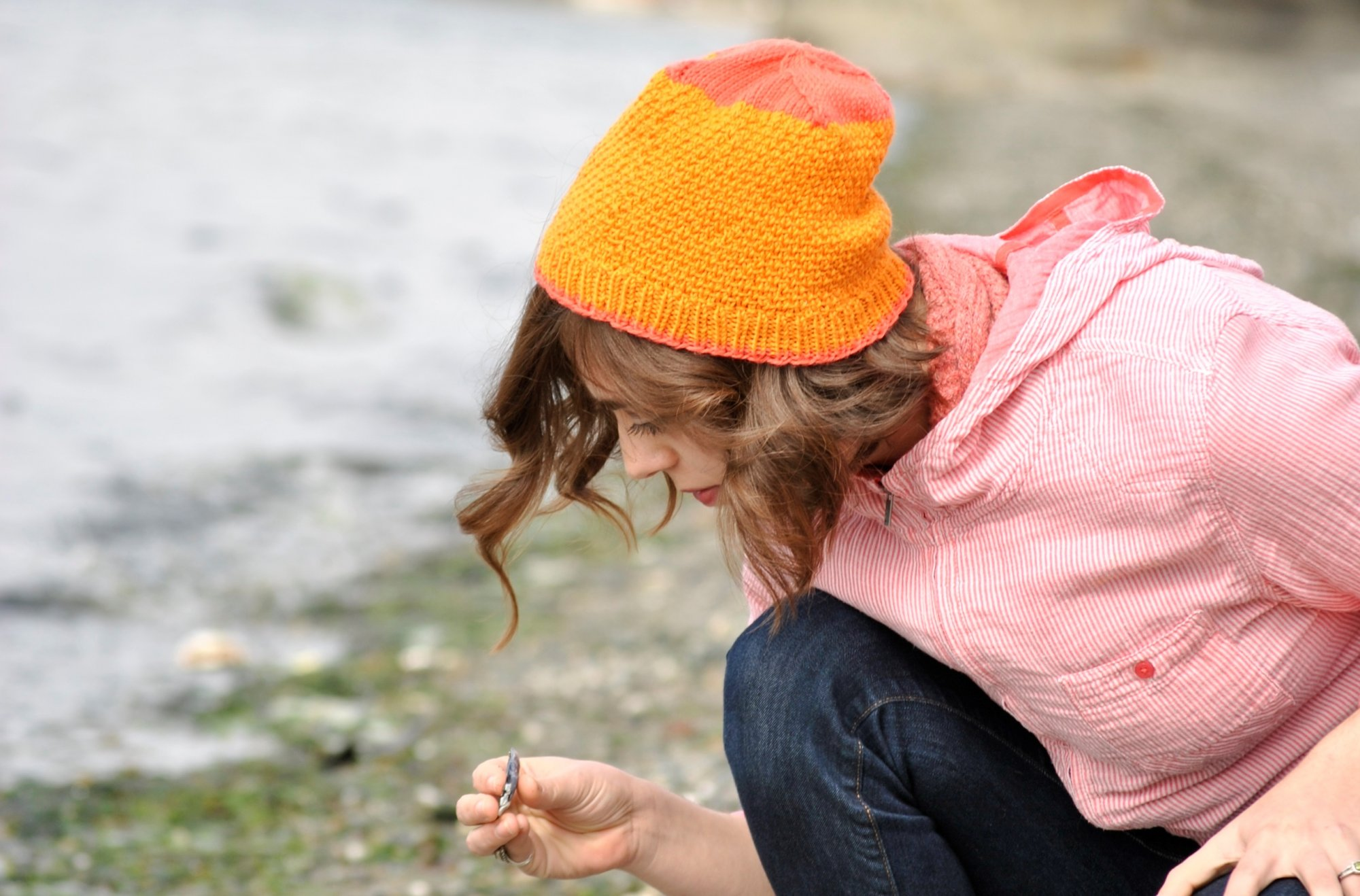 Hannah's Honeydew Hat - Free .PDF pattern download