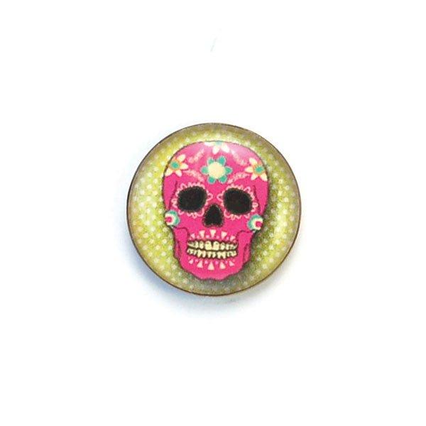 Sugar Skull Buttons