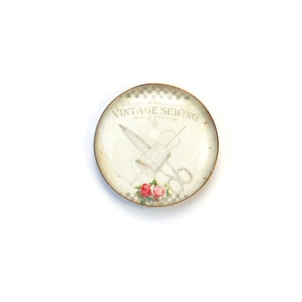 Vintage Craft Buttons