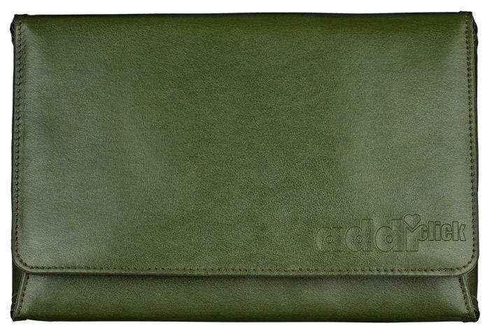 addiClick Olive Wood CASE - Olive Green