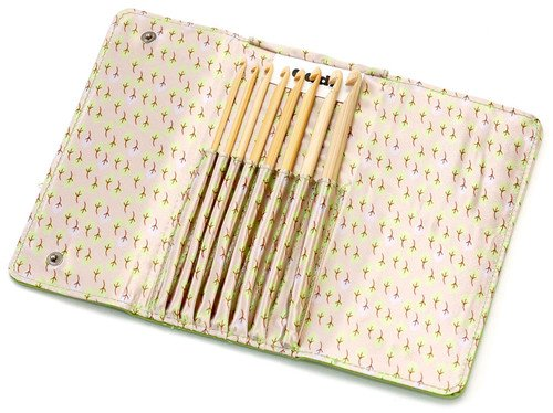 addi Click Bamboo Crochet Hook Interchangeable SET