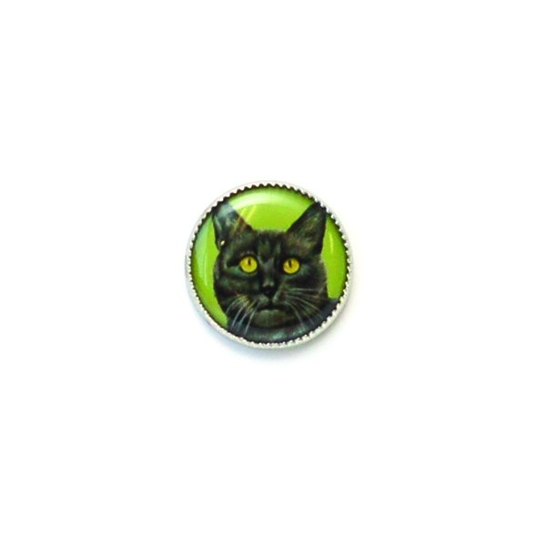 Cat Picture Button
