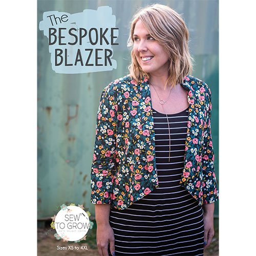Bespoke Blazer sewing pattern