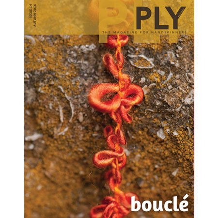 PLY Magazine Issue 14 Autumn 2016 - Boucle