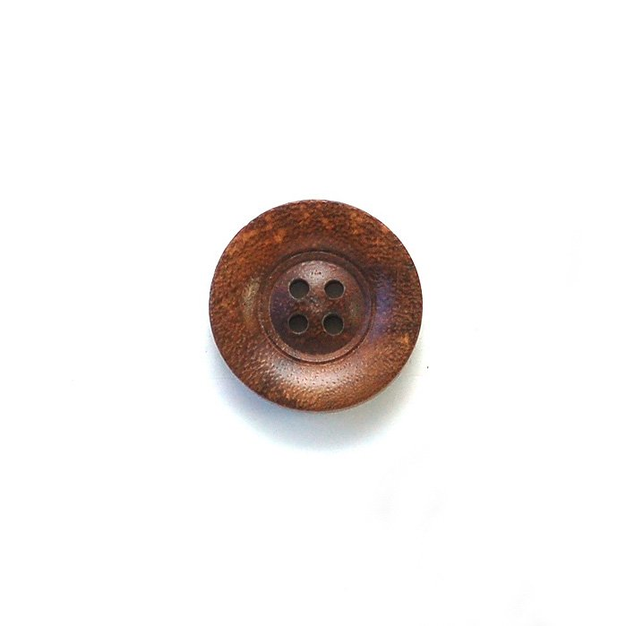 Dark Wood Button