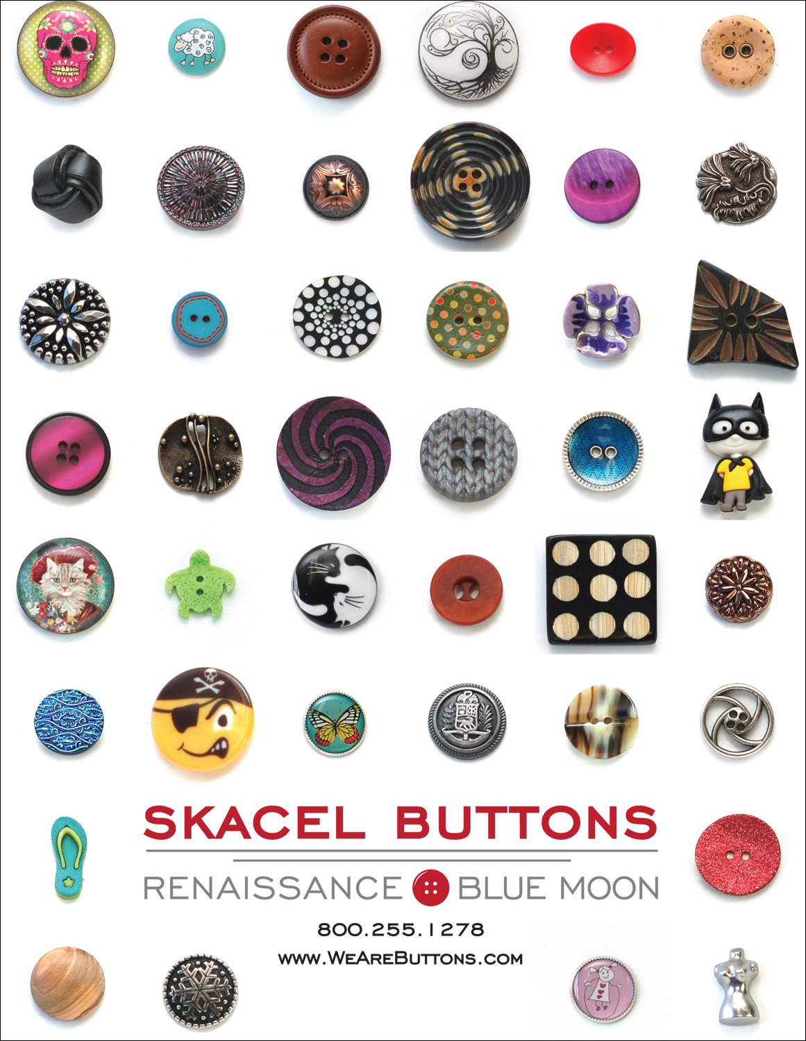 skacel Buttons Catalog