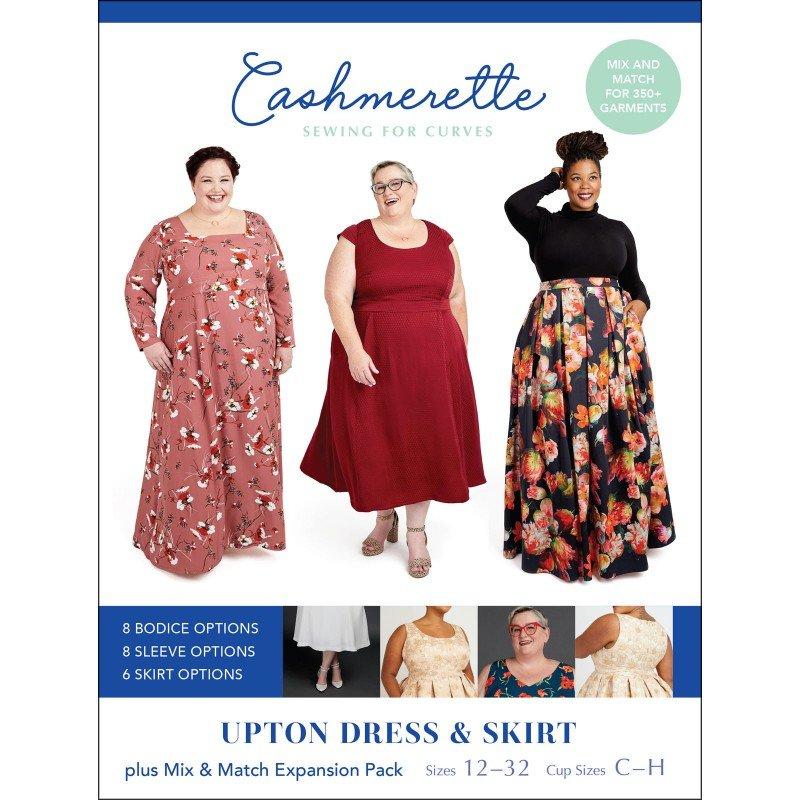 Upton Dress Expansion pattern Mix & Match pack