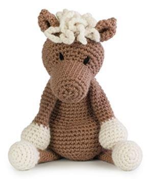 Chardonnay the Pony Crochet Kit - Toft UK