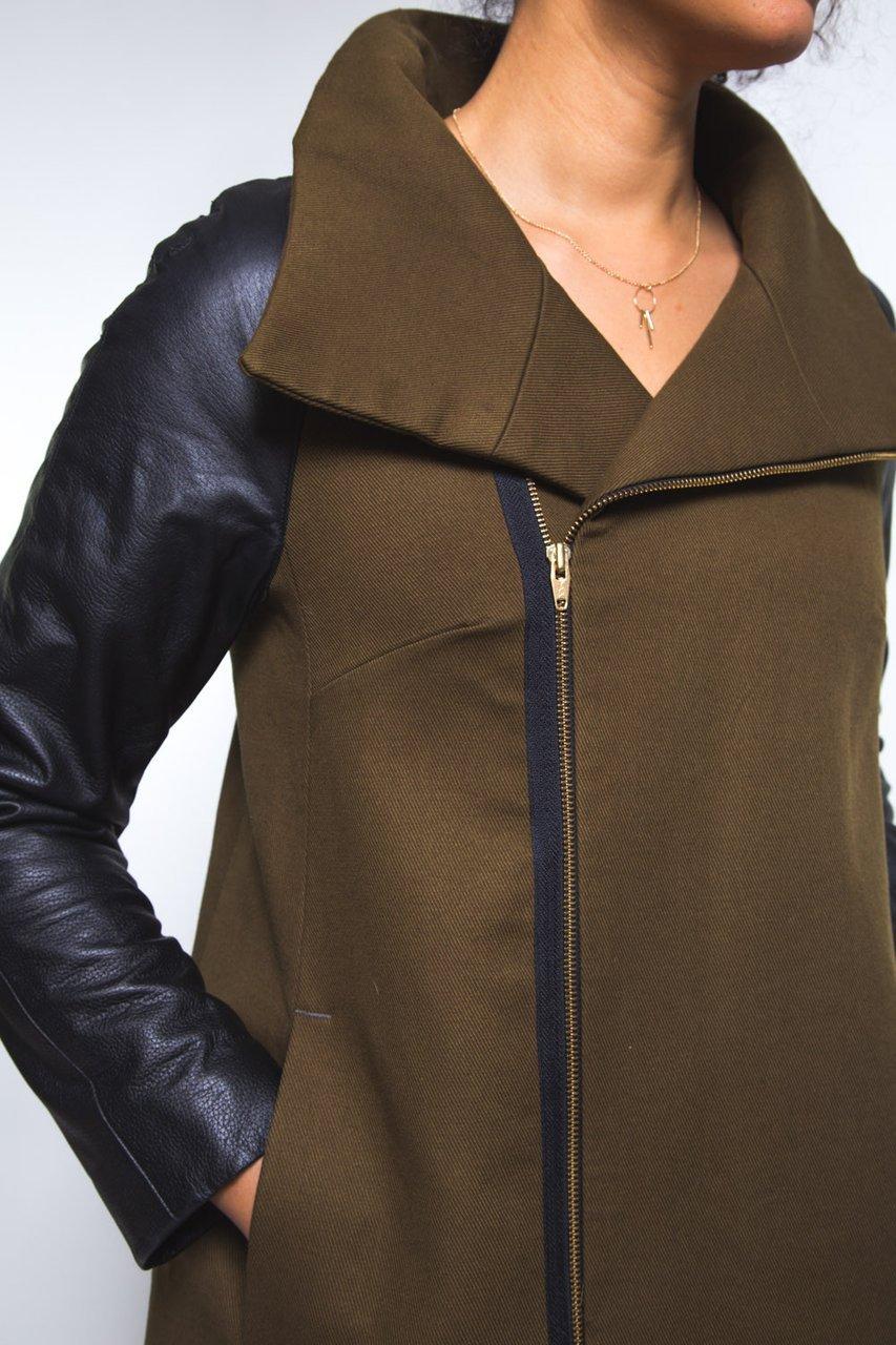 Clare Coat Pattern