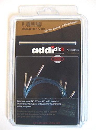 addi Click Turbo Cord Multi Pack - 24/32/40inch