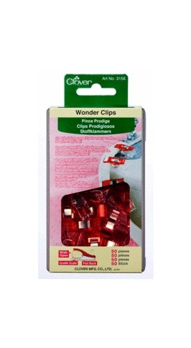 Clover Wonder Clips (50 pack)